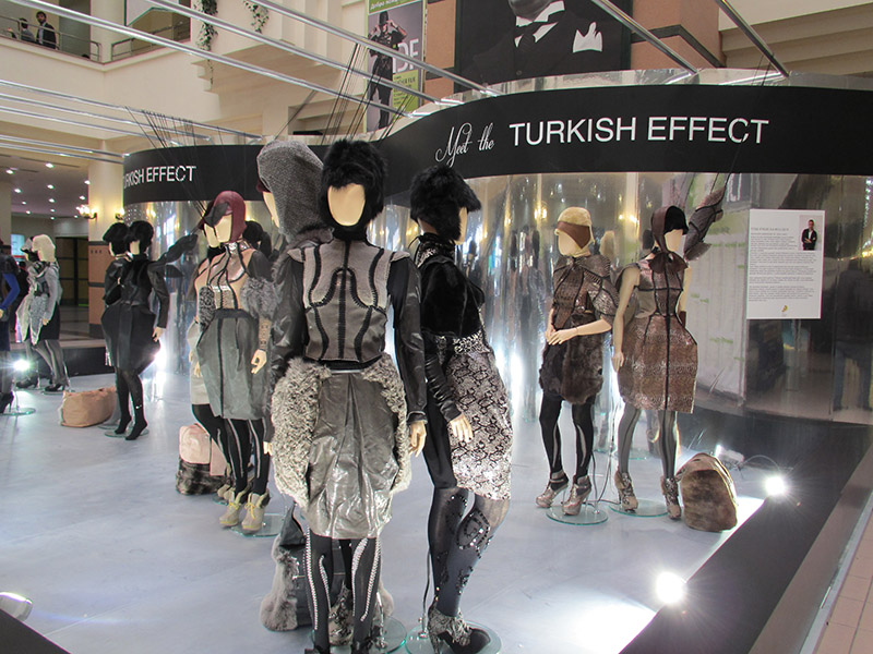 Turkey among the top players in the leather and fur industry