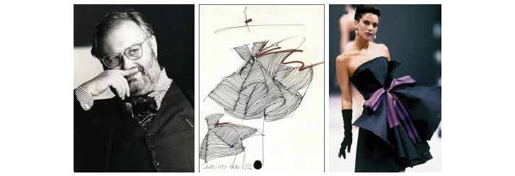 Gianfranco Ferrè. Fashion, a tale in drawings