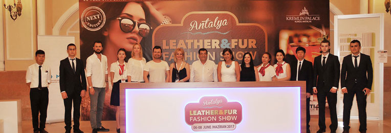 Antalya Leather & Fur Fashion Show: Un approccio alternativo all'evento fieristico