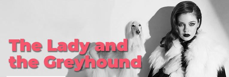 The Lady and the Greyhound