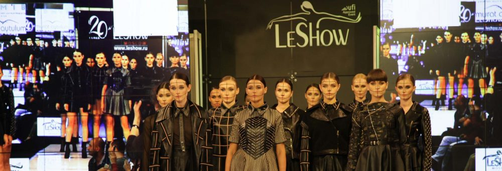 Business and fashion at LESHOW ISTANBUL 2019